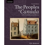 PEOPLES OF CANADA: A PRE-CONFEDERATION HISTORY