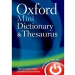 OXFORD MINI-DICTIONARY AND THESAURUS