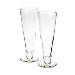 MRU beer glasses - set of 2