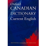 OXFORD CANADIAN DICTIONARY OF CURRENT ENGLISH (P)