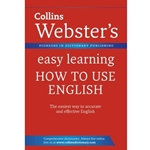 COLLINS WEBSTER'S EASY LEARNING HOW TO USE ENGLISH