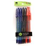 Buffalo Ball Point Pens Pack