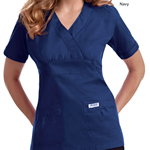 Women's Massage Therapy Scrub Top - 420T