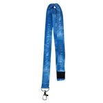 MRU Break-away lanyard - Sublimated MRU logo pattern