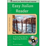 EASY ITALIAN READER WITH CD
