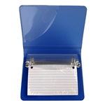 "Index Card Binder 3"" x 5"""