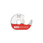 Basics Clear Tape 3/4""