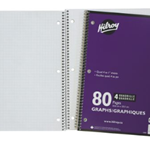 Quad 1 Subject Notebook