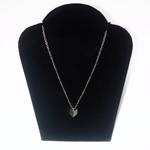 CHEVRON NECKLACE - STAINLESS STEEL