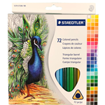 Pencil Crayons 72 Pack