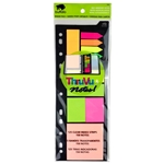 Binder Pack Self-Adhesive Notes 150 Pack