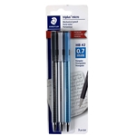 0.7mm Triplus Mechanical Pencil 3 Pack