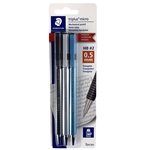 0.5mm Triplus Mechanical Pencil 3 Pack