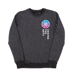 CENTRE THE ARTS CREWNECK